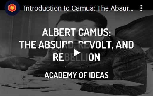 Albert Camus: absurditeit, revolutie en rebellie
