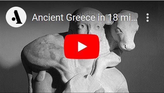 Het oude Griekenland in 18 min