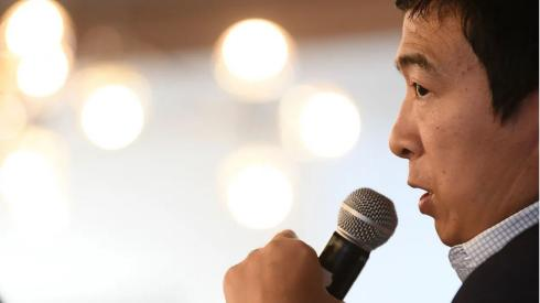 Andrew Yang: We Need a Human-Centered Capitalism