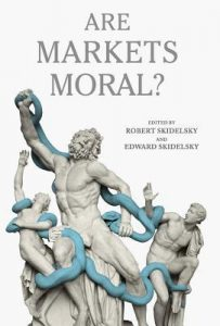 are markets moral? cover