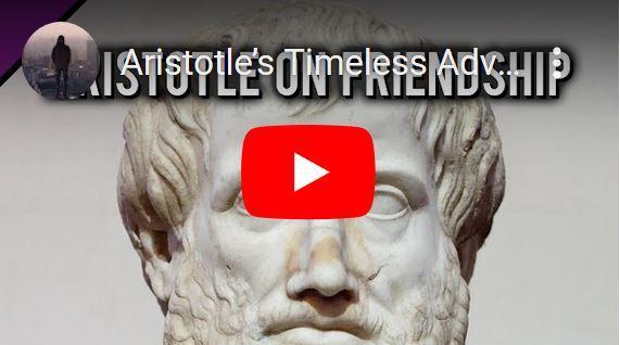 Aristoteles over vriendschap