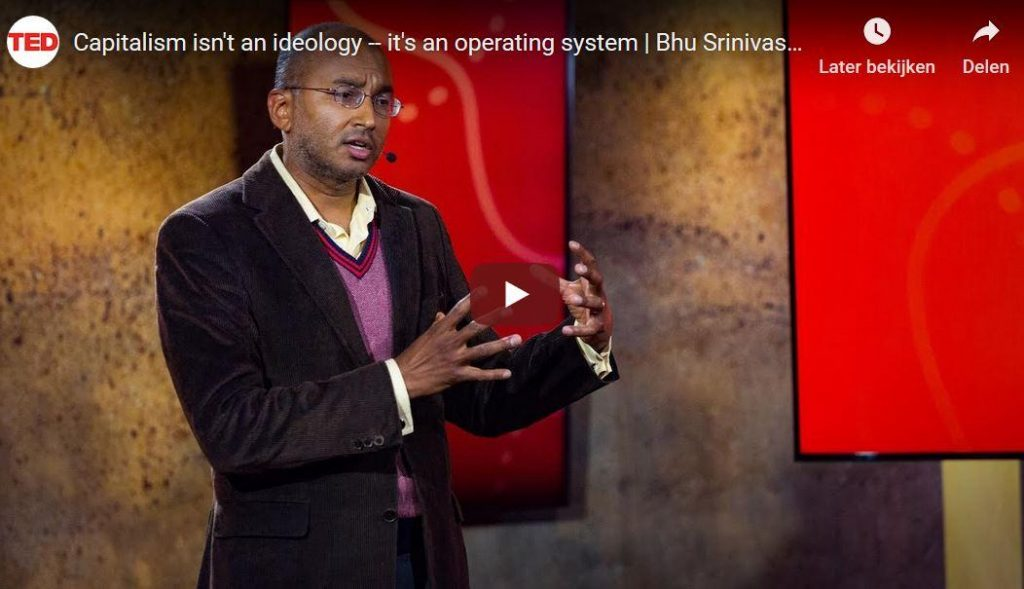 Capitalism Isn't an Ideology – It's an Operating System