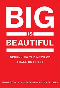 Big Is Beautiful, by Atkinson & Lind