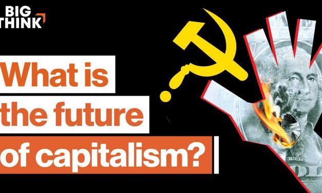 Is a Capitalist-Socialist Economy Inevitable?