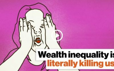 Wealth Inequality Is Literally Killing Us. The Economy Should Work for Everyone