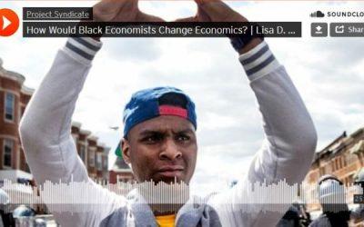 How Would Black Economists Change Economics?