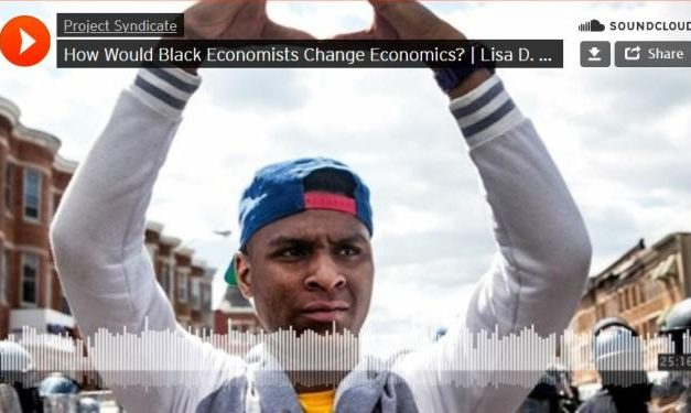 How Would Black Economists Change Economics?