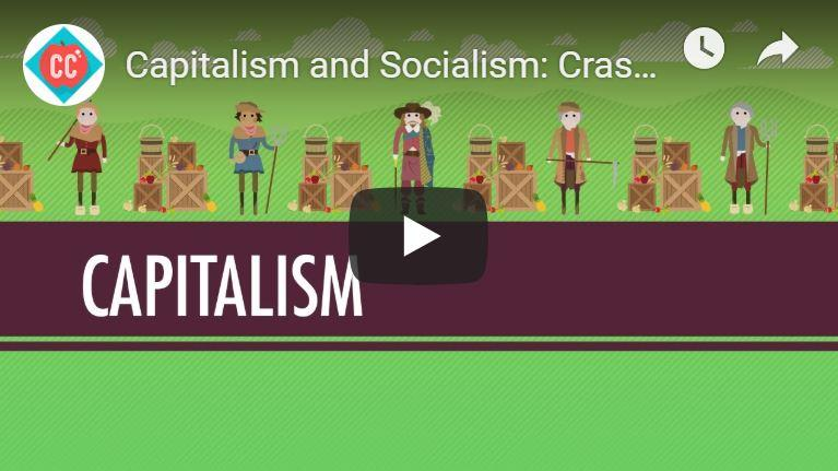 Kapitalisme als economisch en cultureel systeem