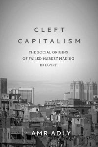 Cleft Capitalism: The Social Origins of Failed Market Making in Egypt