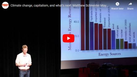 Climate Change, Capitalism, and What's Next