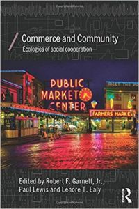 Commerce and Community; Ecologies of Social Cooperation - Cover of Book