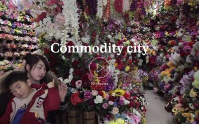 Five Miles of Fake Flowers, Cat Cushions and Muzak: Enter the World's Largest Market