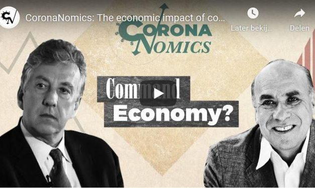 The New Command Economy?