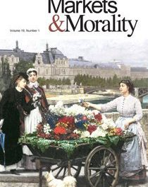 Journal of Markets & Morality (vol. 19, no. 1)