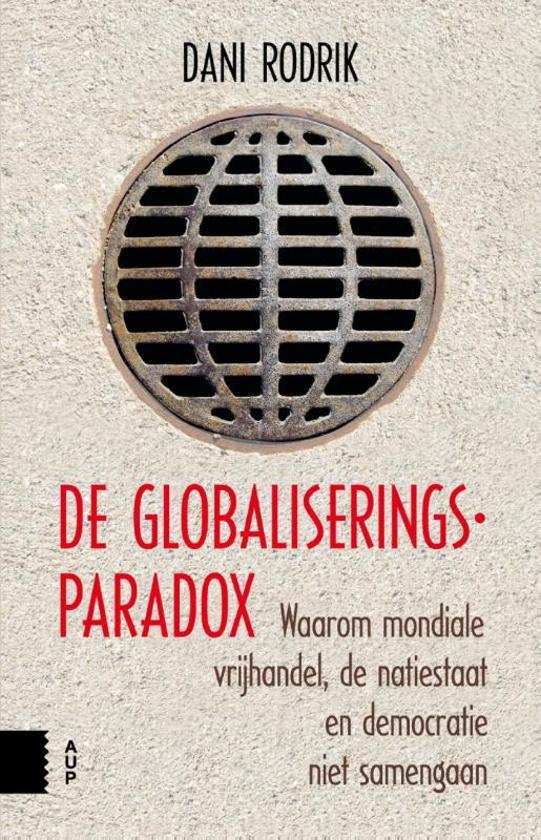 De globaliseringsparadox door Dani Rodrik