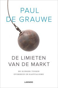 De Limieten van de Markt, door Paul De Grauwe