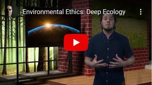 Het concept van 'diepe ecologie'