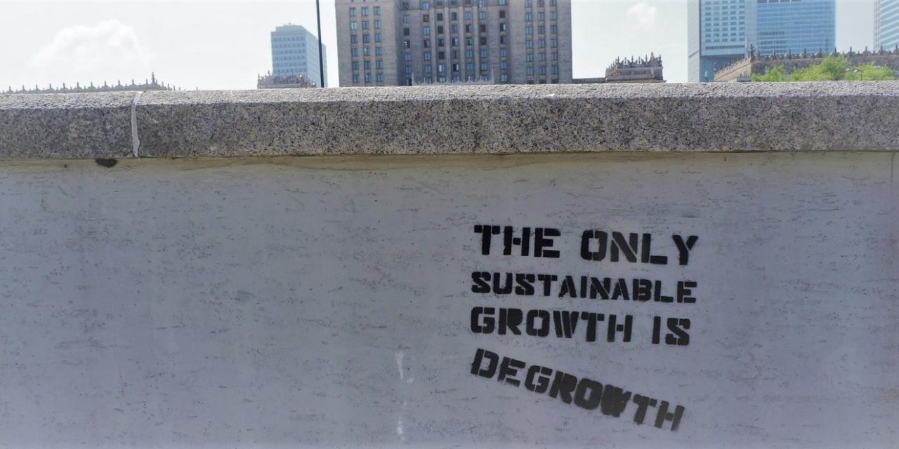Circular Economy in Degrowth for Environmental Sustainability