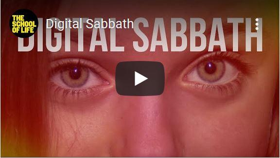 Idee: digitale sabbath