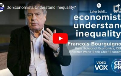 Do Economists Understand Inequality?