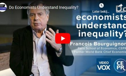 Do Economists Understand Inequality?