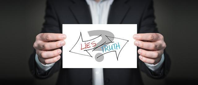 Zet de Vrije Markt aan tot Liegen en Bedriegen?