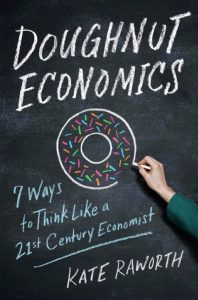 Covr of Doughnut Economics