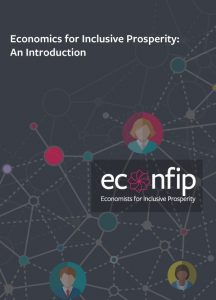 Ebook introducing the economists for inclusive prosperity