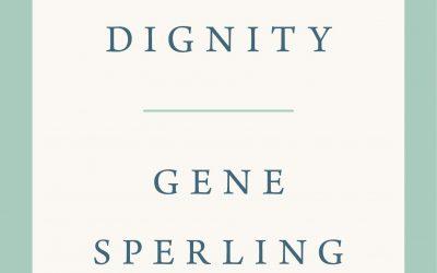 Economic Dignity – New on Our Bookshelf