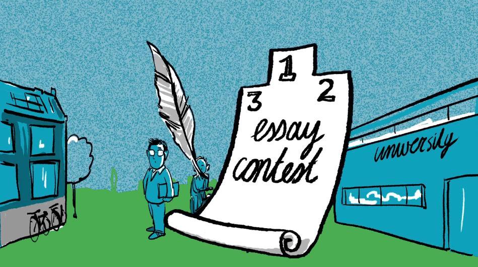 9 Nominees in Essay Contest Future Markets Consultation