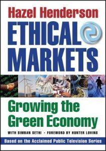 Ethical Markets; Growing the Green Economy