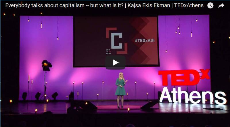 Everybody Talks about Capitalism, but What Is It?