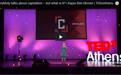 4 TEDx Talks on the Nature of Capitalism