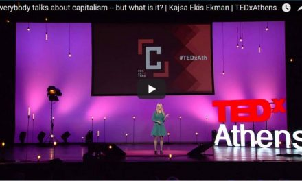 Four TEDx Talks on the Nature of Capitalism