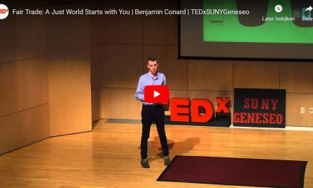 Fair Trade; 4 TEDx Talks