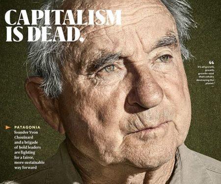 Capitalism Is Dead. Long Live Capitalism