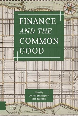 Book Cover: Finance and the Common Good (2019)
