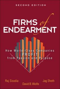 Cover of 'firms of endearment'