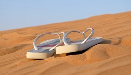How Your Flip-Flops Reveal the Dark Side of Globalisation