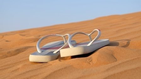 How Your Flip-Flops Reveal the Dark Side of Globalisation