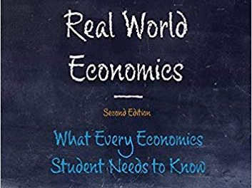 """Foundations of Real-World Economics"" – New on Our Bookshelf"