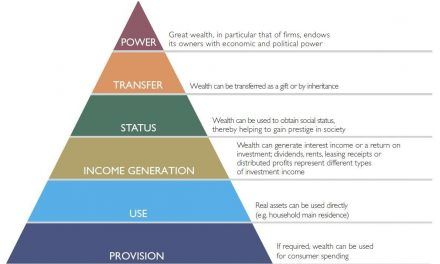 Analysing Wealth Inequality: A Conceptual Reflection