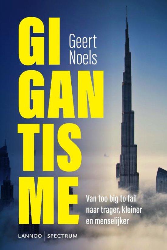 'Gigantise' door Geert Noels