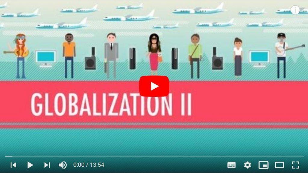 Globalizering II – Goed of slecht?