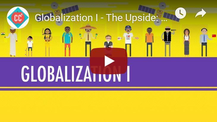 Globalizering I – De voordelen