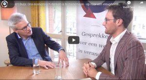 Screenshot interview Govert met de Ommekeer