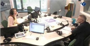 Govert interview met radio 1