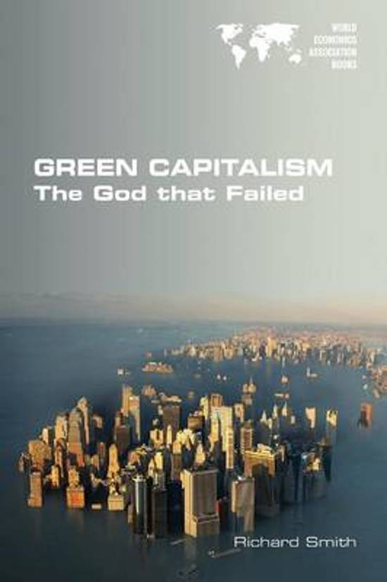 Green Capitalism; The God That Failed