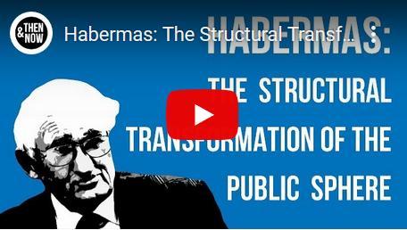 De structurele transformatie van de publieke sfeer