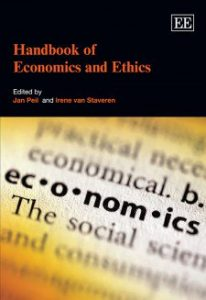 Handbook of Ethics and Economics